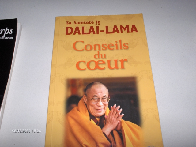 #299 Sa sainteté le Dalai Lama Conseils du coeur