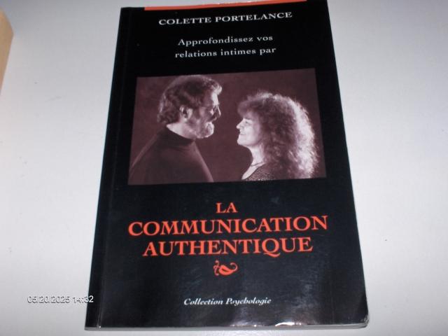 #326 LA COMMUNICATION AUTHENTIQUE COLETTE PORTELAN