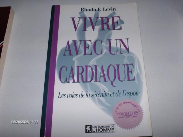 #322 VIVRE AVEC UN CARDIAQUE RHODA F. LEVIN