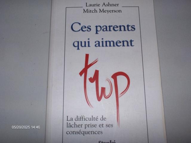 #314 CES PARENTS QUI AIMENT TROP LAURIE ASHNER