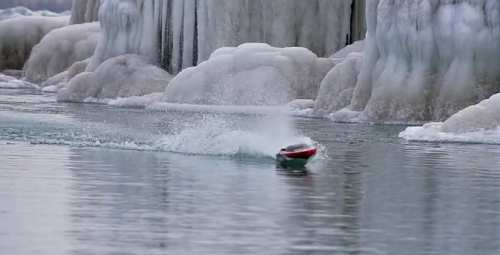 Traxxas Spartan _ Great Lakes Arctic Adventure