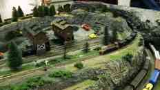 Woodstock Model Train Show and Sale 2107