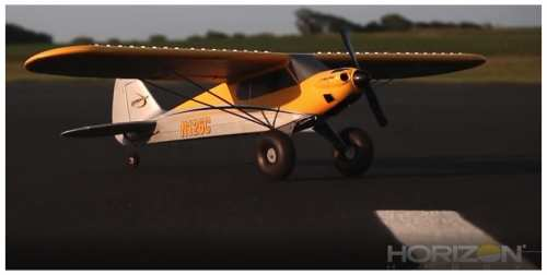 HobbyZone Carbon Cub S+ 1.3m RTF and BNF Basic
