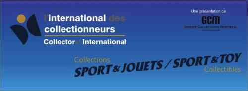 Collections Sport & Jouets - Sport & Toy Collectibles